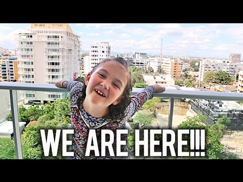 WE ARE HERE! Tour our Apartment