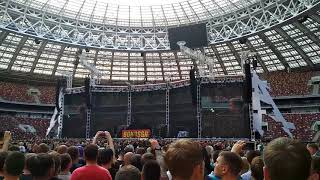 Bokassa - Live Clips from Moscow (21/07/2019)
