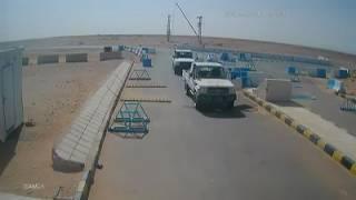 فيديو واضح لكامل عملية قتل الجنود الأمريكيين الثلاثة في الأردن