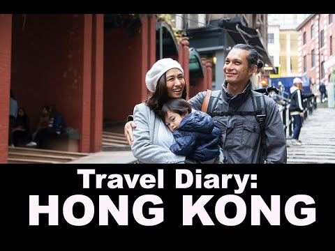 Travel Diary: Hong Kong || Kelly Misa-Fernandez