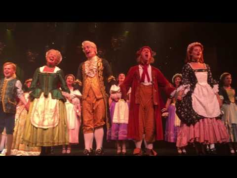 beauty and the beast musical de laaste show