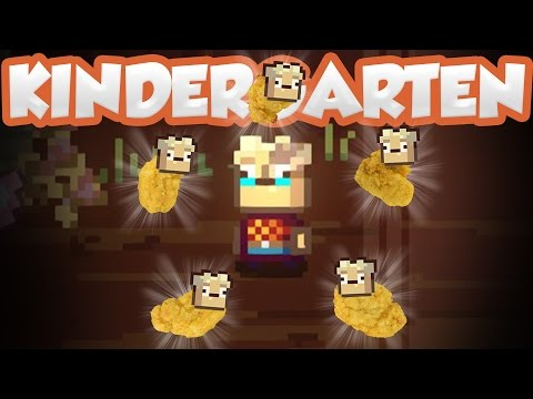 Kindergarten - The Great Nuggets of Friendship! - Nugget's Quest - Kindergarten Gameplay Highlights