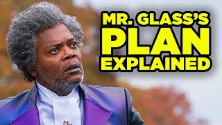 Glass (2019) Twist Ending Revealed! How does this followup to Unbreakable (2000) and Split (2017) resolve the story of David Dunn / The Overseer (Bruce ...