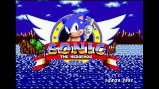 Sonic the Hedgehog 1 Drowning Music Edited