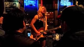 Samantha Fish, America's BEST Female Blues Singer/Guitarist, LIVE at the Dinosaur BBQ, Rochester, NY