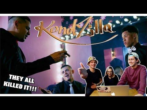 MCs Jhowzinho & Kadinho - Agora Vai Sentar (KondZilla) (REACTION)