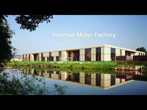Herman Miller Factory By Grimshaw Youtube