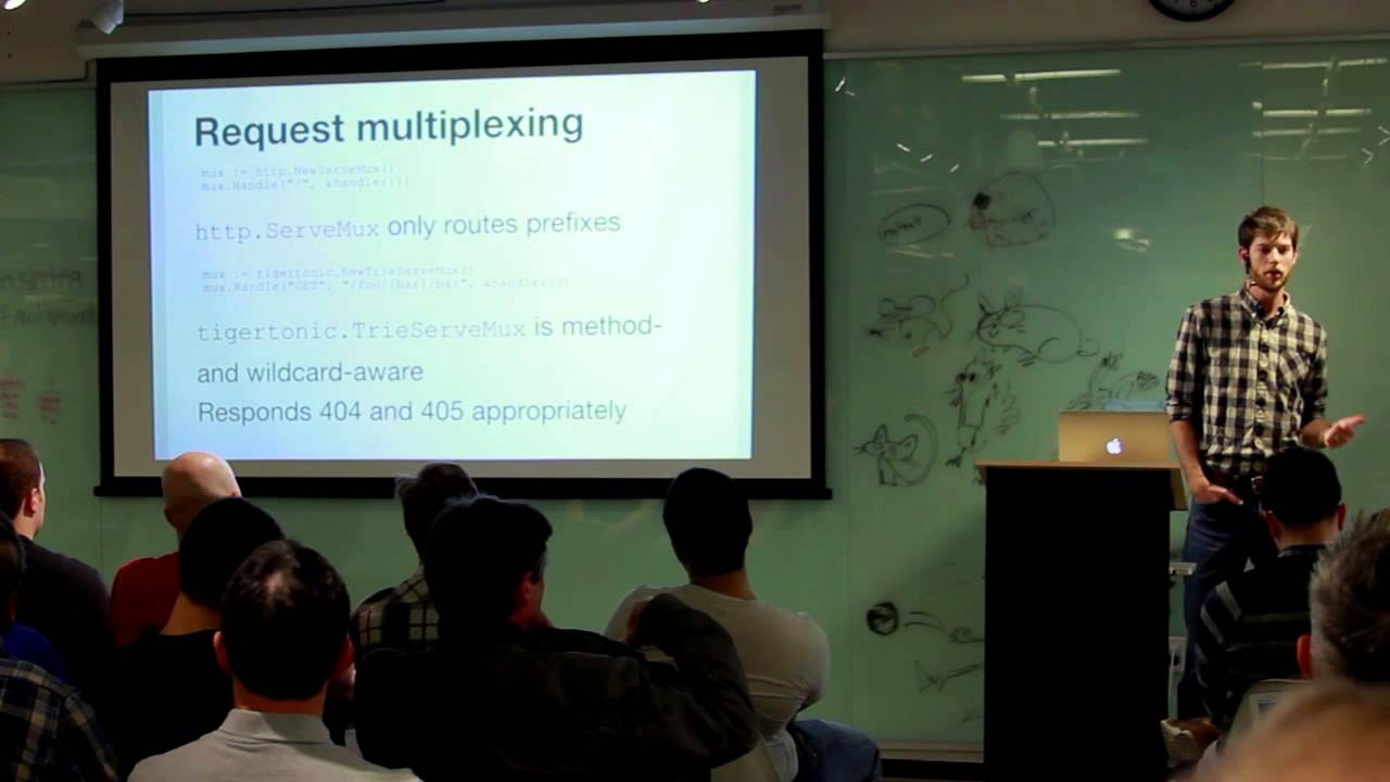 Building Web Services in Go by Richard Crowley from Betable