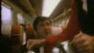 TV advert British Rail 80s Jimmy Savile