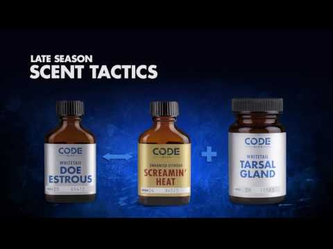 Michael Waddell Explains When And How To Use Deer Scents