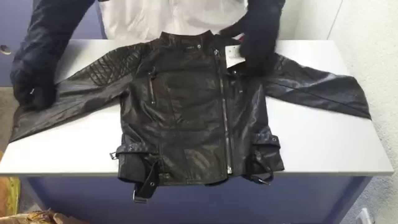 Сшить кожаную куртку своими руками - YouTube