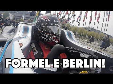 FORMEL E BERLIN! Vlog #15 | Daniel Abt