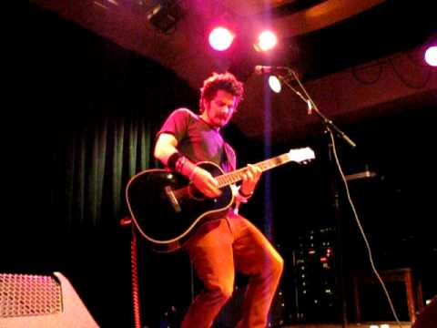 Lucky Boy- Matt Nathanson- Jammin Java 5.23.11