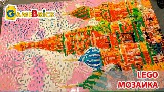 Огромная LEGO мозаика Храм Василия Блаженного. Отчет о поездке.[музей GameBrick](Новые видео от первого в России музея LEGO. Подпишись http://www.youtube.com/c/gamebrick?sub_confirmation=1 Размер итоговой работы..., 2016-02-02T12:00:00.000Z)