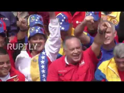 Venezuela: 'We want peace' - Maduro triggers Constituent Assembly election