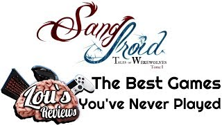 Sang-Froid: Tales of Werewolves - The Best You