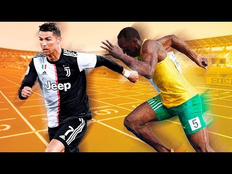 Dünyanın En Hızlı Futbolcuları Ne Kadar Hızlı Koşuyor ?