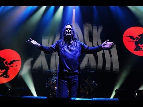 Black Sabbath Children of the Grave Mexico 2016