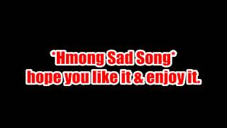Hmong love song