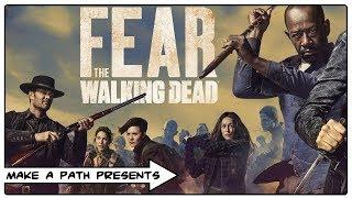 FEAR TWD LOOKS AMAZING!  Fear The Walking Dead SEASON 4 TRAILER