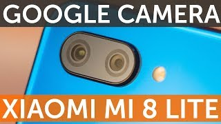 Google Camera HDR на Xiaomi Mi 8 Lite обзор и отзыв, сравнение со стоком
