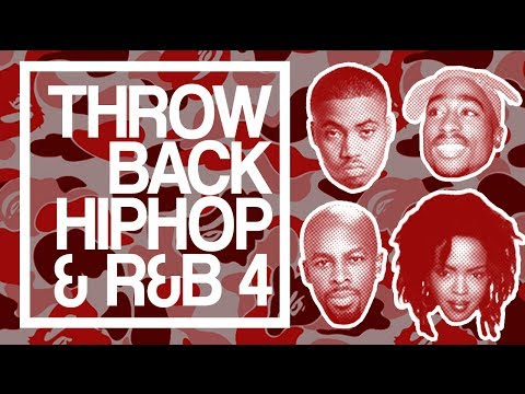 🔴 90s Hip Hop and R&B Mix  Throwback Hip Hop & R&B Songs 4  Old School R&B  Classics  Club Mix