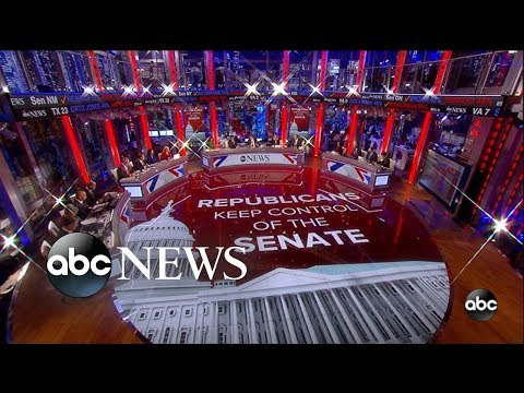 Republicans will retain control of the Senate, ABC News projects