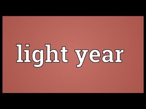 Header of Light Year