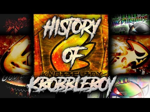 A BRIEF HISTORY OF KNOBBELBOY - The Guy who Verified Bloodlust