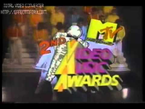 1985 Mtv Awards Part1 Youtube