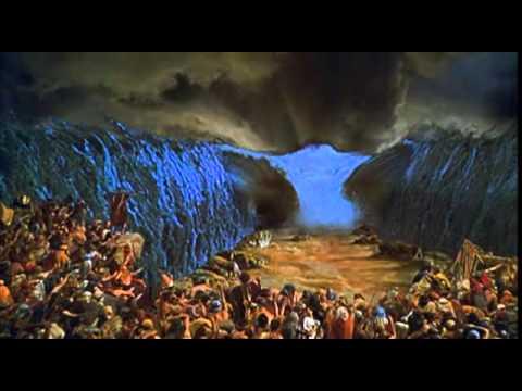 Los diez mandamientos (1956) de Cecil B. DeMille (El
