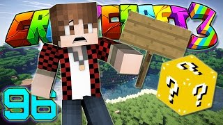 Minecraft Crazy Craft 3.0: ALMOST AT EPISODE 100! #96 (Modded Roleplay)