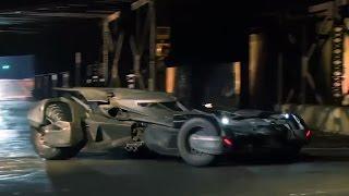 Batmobile Chase