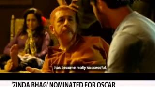Pakistani film Zinda Bhaag in Oscar race Video