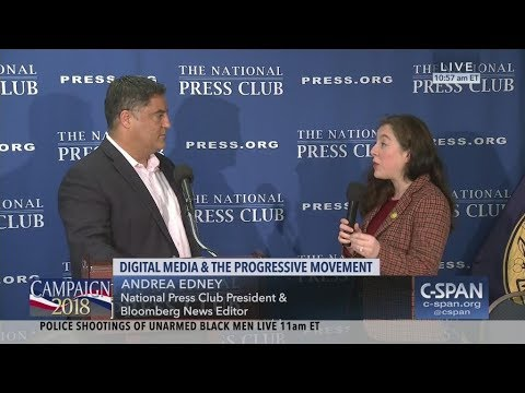 Cenk Uygur Rips Establishment Media Directly To Their Face
