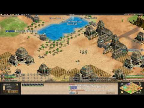 AoE2 - Expert 2v2 - Error & Tatoh vs Liereyy & MBL (Game 2)