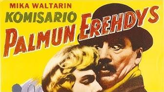 Trailer: Komisario Palmun erehdys (1960)