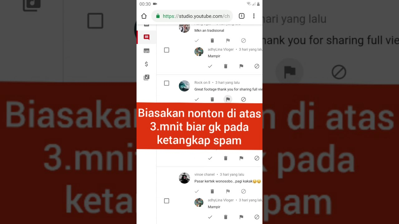 APA ITU SPAM - YouTube