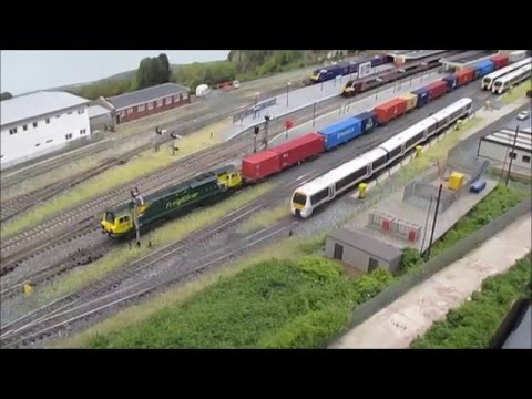Compilation Model Railway Layouts 2015 – N Gauge
