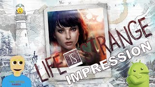 Life is Strange Android Gameplay Impression (Adventure)