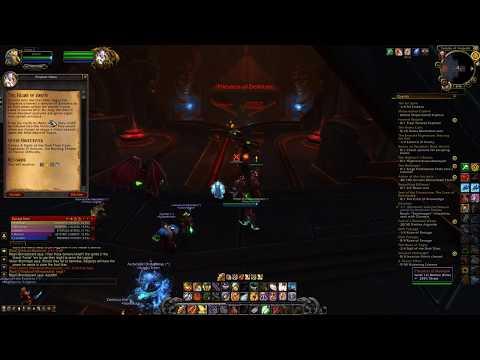 WoW Legion - The Heart of Argus