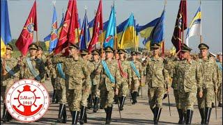 Как маршируют военные на параде в разных странах. SMart1961