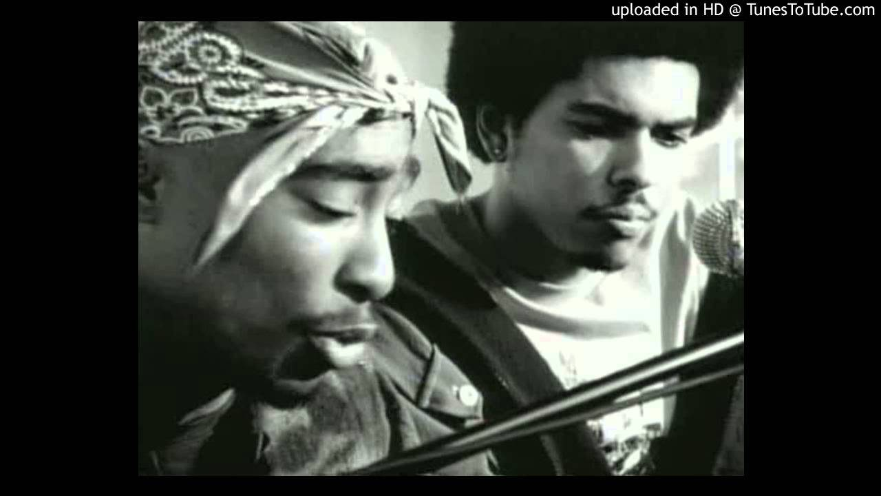 Tupac Shakur Shock G What You Wont Do For Love Unplugged