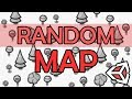 RANDOM MAP GENERATOR - EASY UNITY TUTORIAL