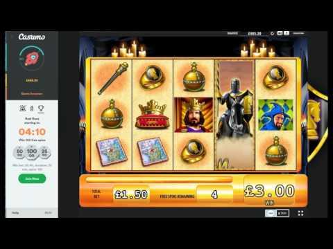 The Bandit's Slot Bonus Session - Kronos, Black knight and More