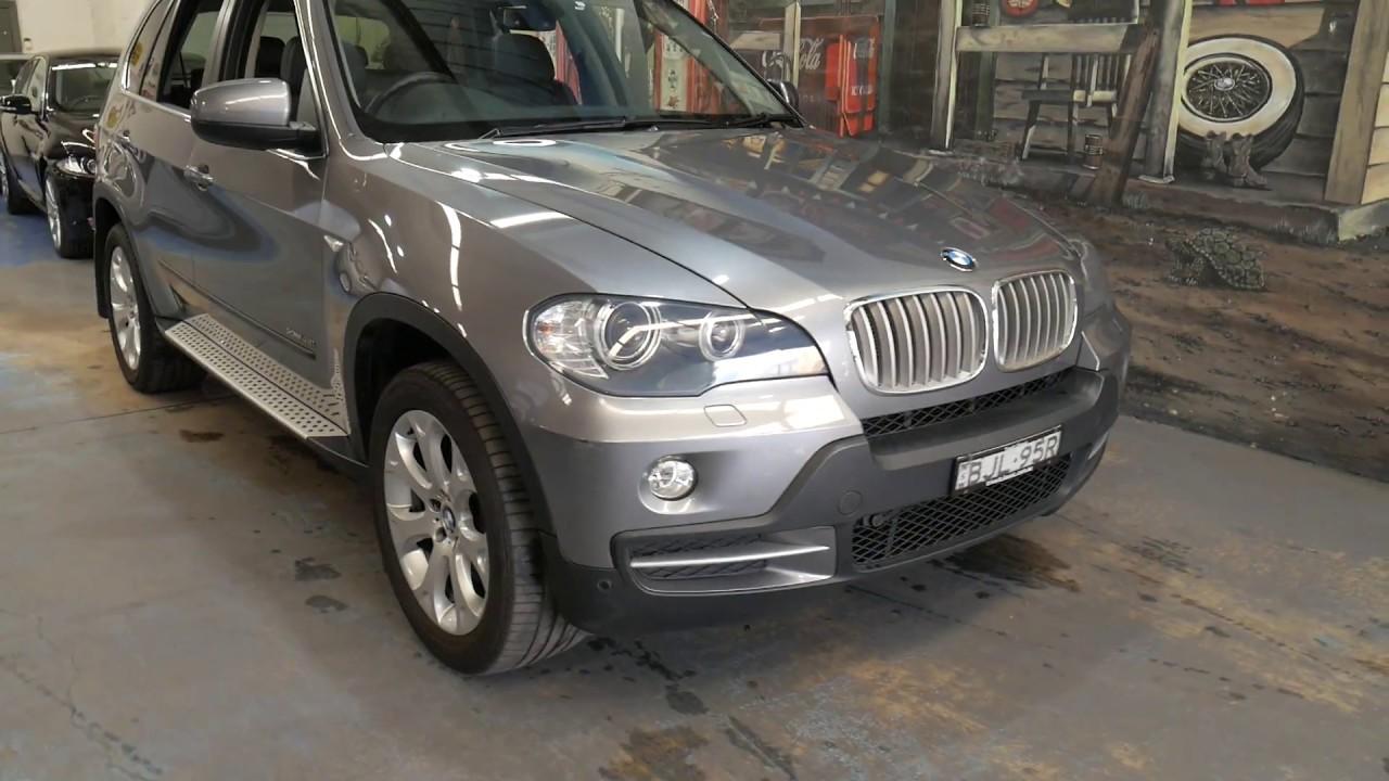 BMW X5 E70 - 2009 - YouTube