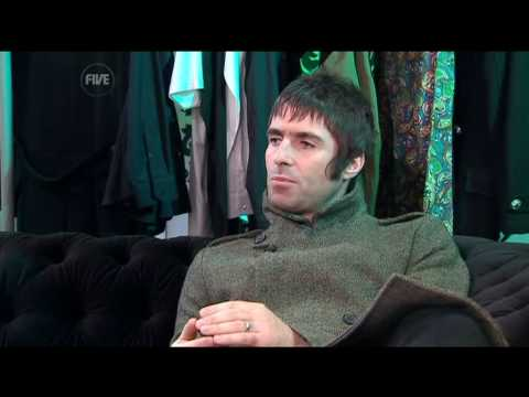 Liam Gallagher interview (Five/Sky News) 2nd December 2009