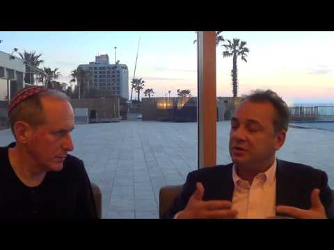 """Interview with Philippe Karsenty on """"The Mohammed Dura Affair"""""""