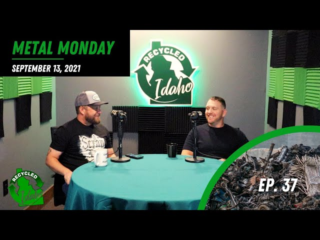 Metal Mondays Episode #37 with Nick and Brett, September 13th, 2021