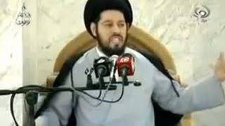 الشيرازي : الحديث الصحيح يقول أكثروا من سب السعودية !